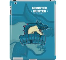 Monster Hunter All Stars - Moga Sea Dogs iPad Case/Skin