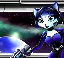 Krystal's On a Mission  by WoadedFox