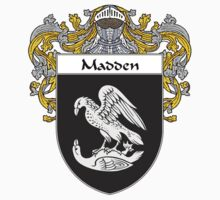 Madden Coat of Arms/Family Crest by William Martin