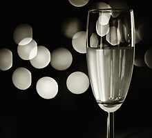 Cheers.... (part II, BW) by Bob Daalder