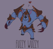 """Fuzzy Wuzzy"" Ursa by Morware"