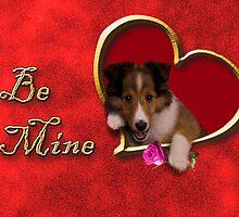 Be Mine Sheltie by jkartlife