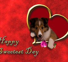 Sweetest Day Sheltie by jkartlife