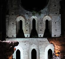 San Galgano (tuscany) Opera Festival by bertipictures