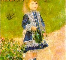 A Girl With a Watering Can by boogeyman