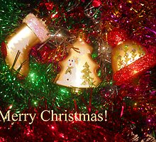 Merry Christmas and Happy New Year to All RB Friends!!! by Vitta