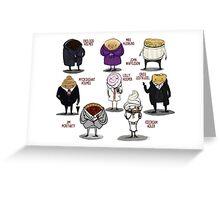Baker Street Boys Greeting Card