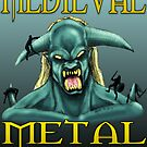 Medieval Metal by Luke Kegley