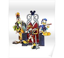 Kingdom Hearts Poster