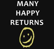 many happy returns v.2 by tapirink