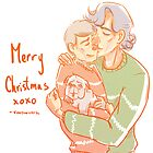 Johnlock Christmas by Voodooling