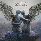 Poetic Calendar 2014 by Dulcina