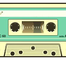 Vintage Cassette Tape by Fan-Art-Int