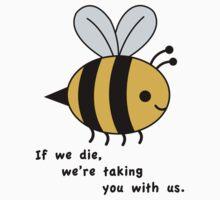 Sacrificial Bees Kids Clothes