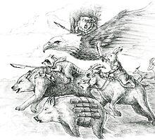 Wild Militia by SKMOON