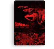 SPACE:1999 Canvas Print