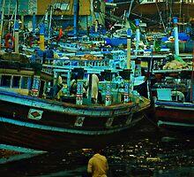 Mystical Harbor 2 by Zohaib Ali