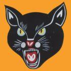 Black Cat by kittinfish