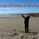 MERRY CHRISTMAS AT THE BEACH~ by RoseMarie747