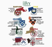 THE IVY LEAGUE  by exeters