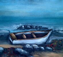 My Little Boat by Mari Mackie