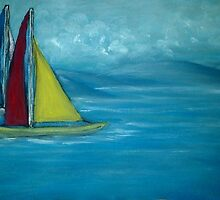 I am Sailing by Mari Mackie