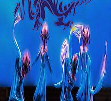 Dragon Dancers by Jon Holland