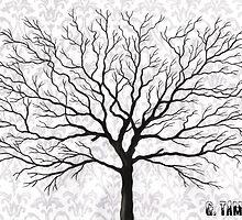 BIG EMBRACE TREE by RainbowArt