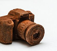 Chocolate Camera by MMPhotographyUK