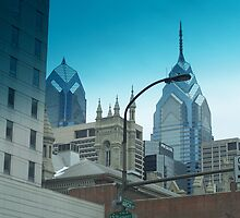 One Way, the Philly way by debpager