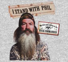 I Stand with Phil by mike desolunk