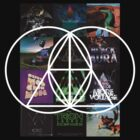 The Glitch Mob Discography/Remixes Album Covers by DarkmoonStudios