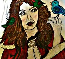 """""""Holly Queen"""" by sweetsharon"""