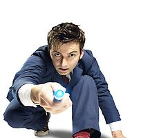 Tenth Doctor  by ladyofsorrows