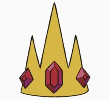 Ice King Crown  by ladyofsorrows