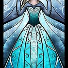 The Snow Queen by Mandie Manzano