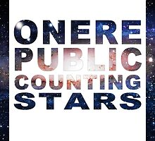 Counting Stars - OneRepublic by Hailey Rankin