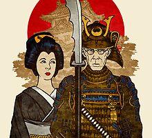 Samurai's Daughter by JoeConde