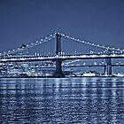 Manhattan Bridge by VDLOZIMAGES