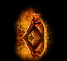 The Spirit and the Fire by Jon Holland
