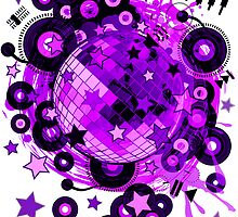 Disco_Ball by auraclover