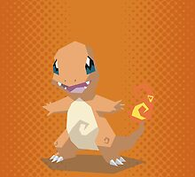Charmander by Avertis