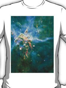 God's Domain Cyan | MXTHEMATIX T-Shirt
