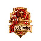 Harry Potter Gryffindor logo by LPdesigns
