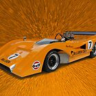 1971 Can-Am Mclaren M8F  by Lightrace