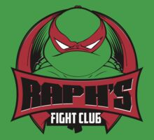 Raph's Fight Club by Randy Verschueren