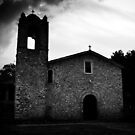 Capilla San Agustin by Pandrot