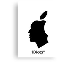 deGeneration Apple Canvas Print
