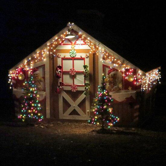 Little Gingerbread House by AuntDot