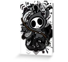 Grim_Reaper Greeting Card